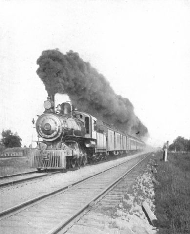 Canadian Pacific Railway- Economy and Technology
