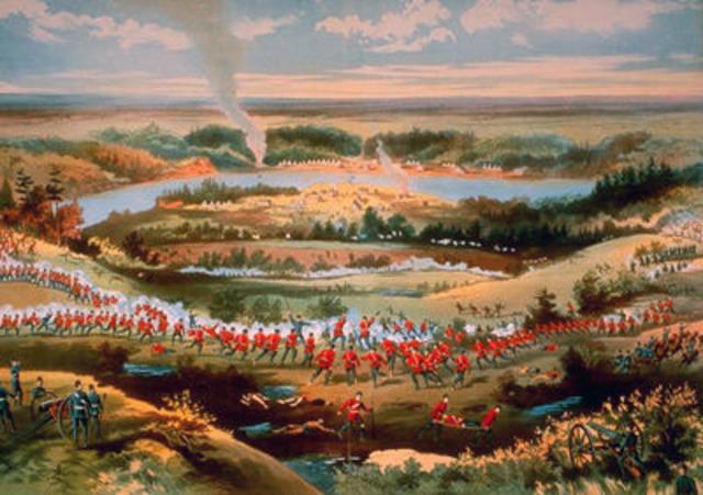 NorthWest Rebellion -Politics and Law
