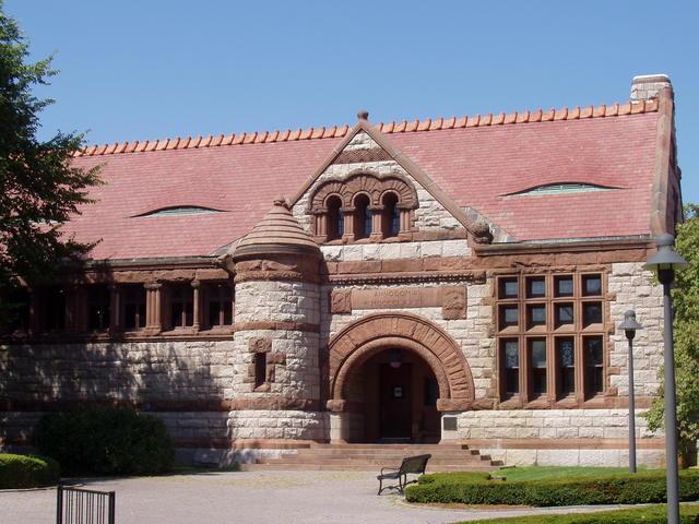 Thomas Crane Public Library