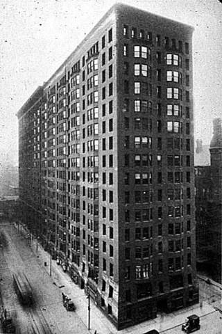 Edificio Monadnock