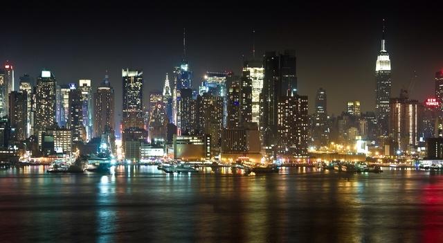 El día que fui a Nueva York -I