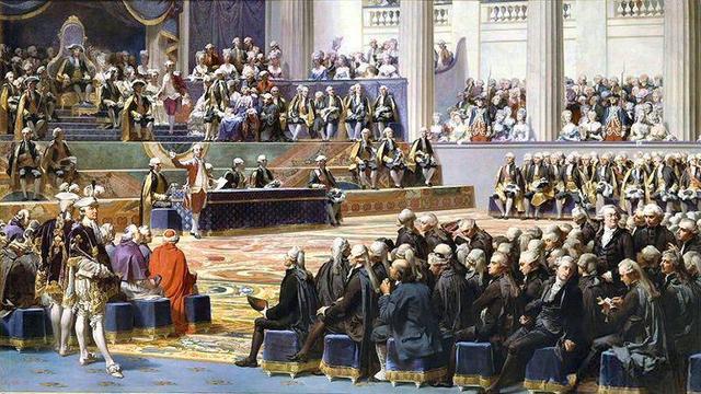 Inicio de los Estados Generales