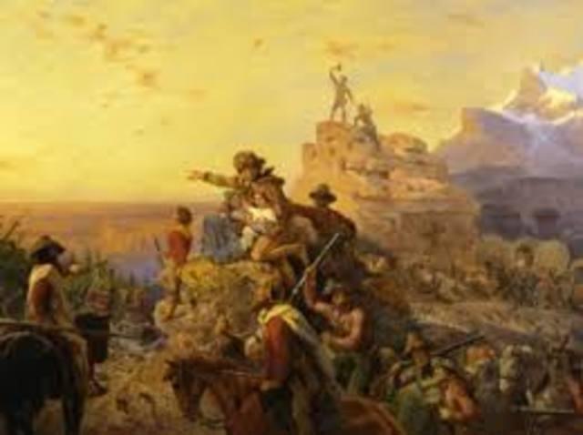 Manifist Destiny- Politics and Law