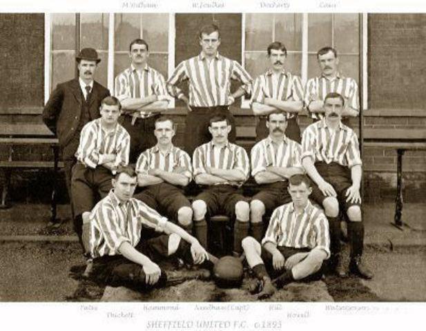 Se funda el Sheffield Football Club