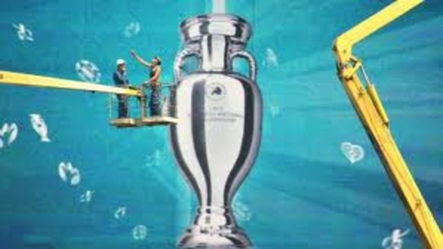 Inicio del campeonato de Europa de selecciones, o Eurocopa.