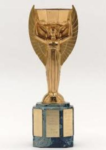 se celebra la primera Copa del Mundo Jules Rimet, en Uruguay con 13 participantes