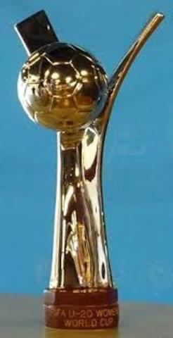 Primer campeonato del mundo de la FIFA sub- 20.