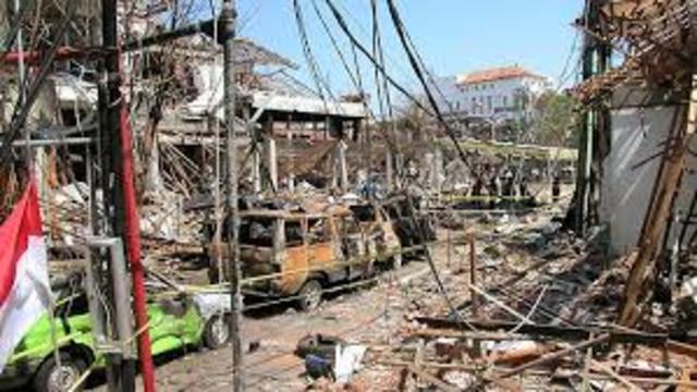 Bombing in Bali