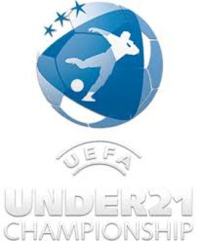 Se establece el campeonato de Europa sub- 21 de selecciones.