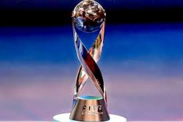 Primer campeonato del mundo de la FIFA sub- 17.