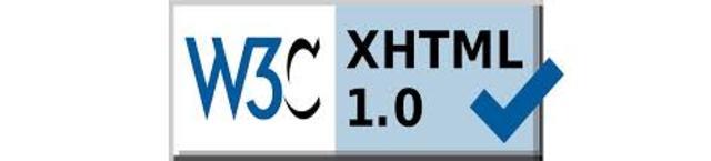 XHTML 1.0