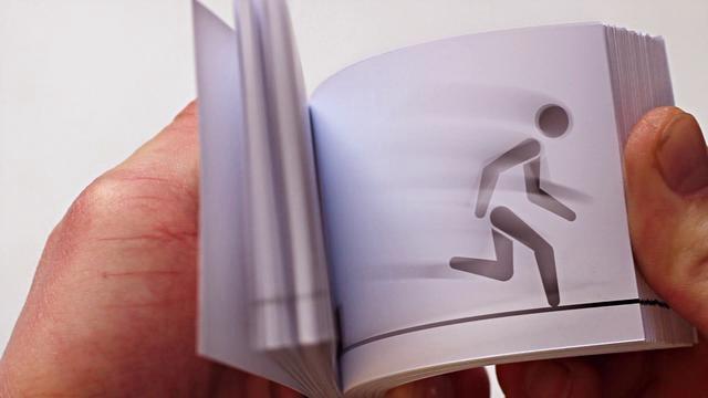 Flip books