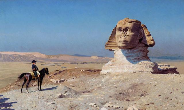 Campaña en Egipto