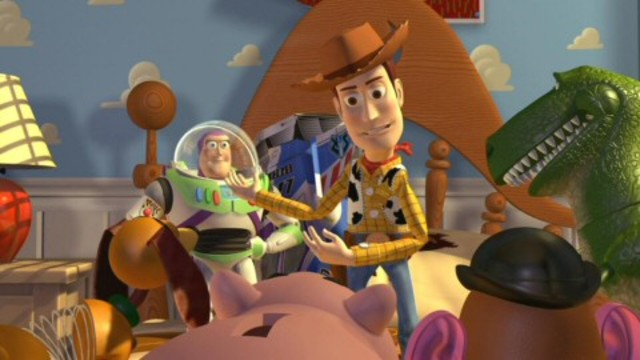 Computer Generated Movie: Toy Story