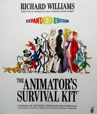 """Richard Williams' """"The Animator's Survival Kit"""""""