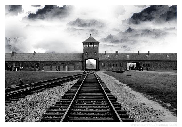 Inicio de la construcción del campo de concentración Auschwitz