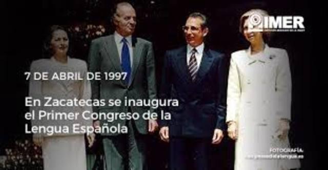 Primer Congreso de la Lengua Española