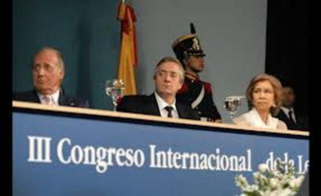 Tercer Congreso de la Lengua Española
