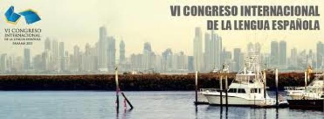 VI Congreso de la Lengua Española