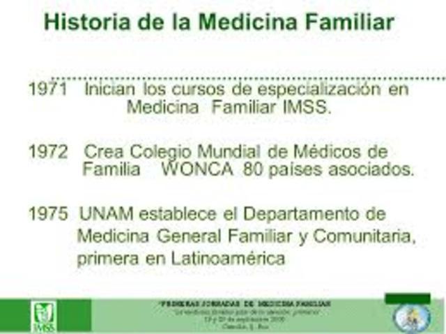 Aval Academico UNAM en Medicina Familiar