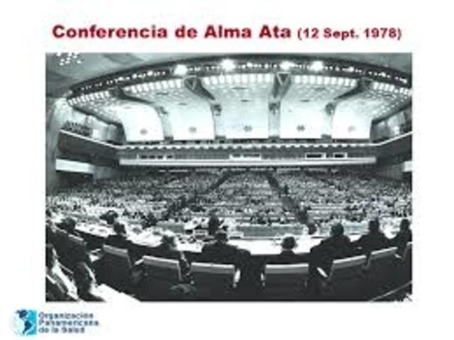 Reunión en Alma Ata