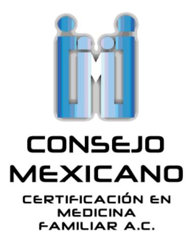 Consejo Mexicano de Certificación en Medicina Familiar AC.