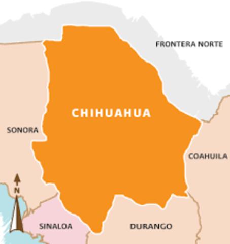 Pensiones Civiles de Chihuahua.