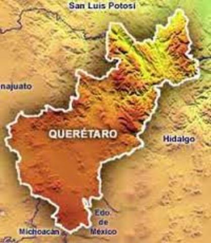 SSA  en Querétaro.