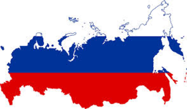 Hoe Rusland er toen voorstond