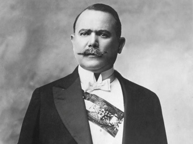Asesinato de Obregón, 1928.