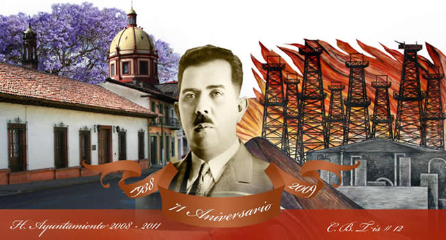 Nacionalización del petróleo, 1938