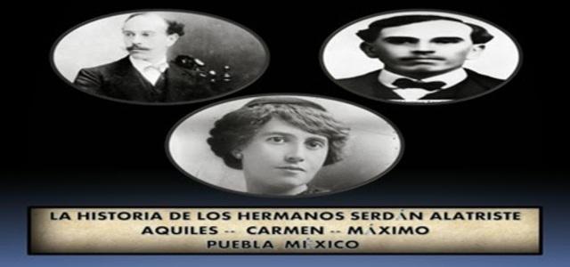 Los hermanos Serdán combaten a la policía en la ciudad de Puebla.