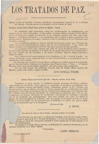 Firma de los tratados de Ciudad Juárez.