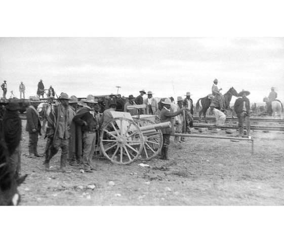 La División del Norte Toma de Zacatecas.