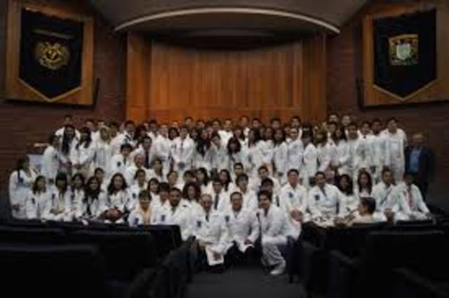 La facultad de medicina de la UNAM reconoce a la especialidad