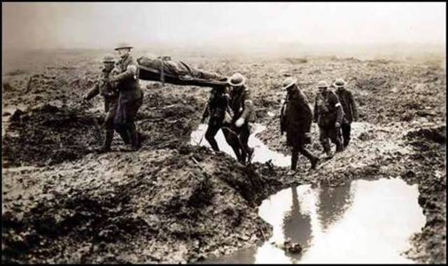 Germany Starts Offensive in Flanders