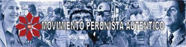 En Argentina surge el movimiento peronista
