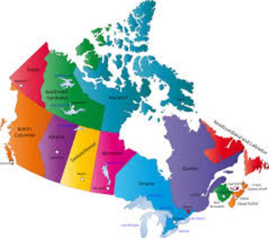 En Canadá se ha incrementado la transferencia de la administración de la atención médica a regiones de salud subprovinciales