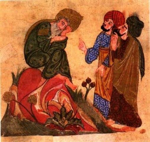 719 D.C. Invasion arabe islamica a España