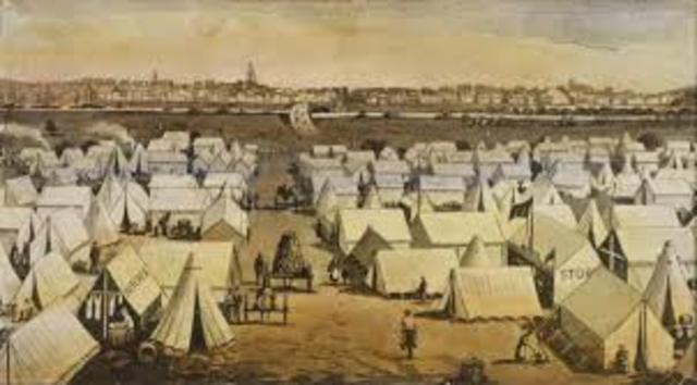What the Aboriginies thought about The Gold Rush