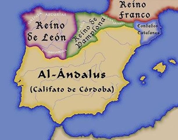 Arabe en la Peninsula Iberica siglo VII