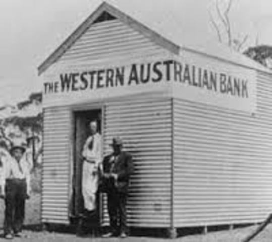 Western Australia didn't want to join Ferdation