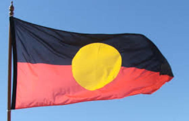 The Aboriginal Flag was Created