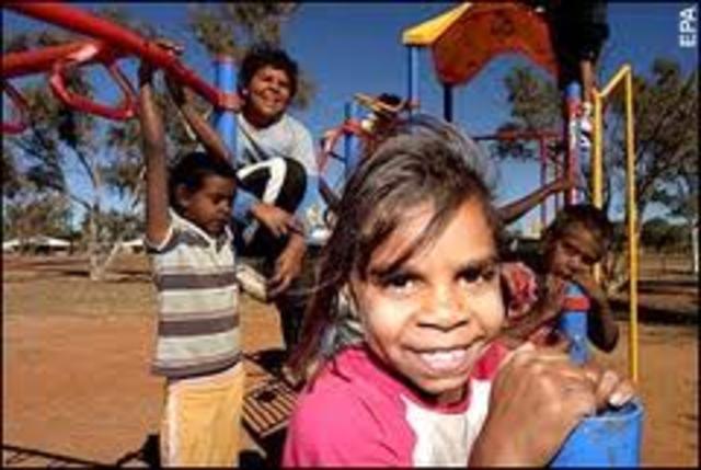 Aboriginies got their land rights!