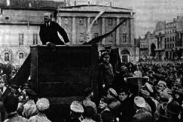 Oprichting Socialist-Revolutionaire groep