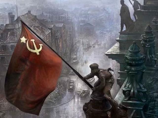 Val van Berlijn en einde oorlog in Europa