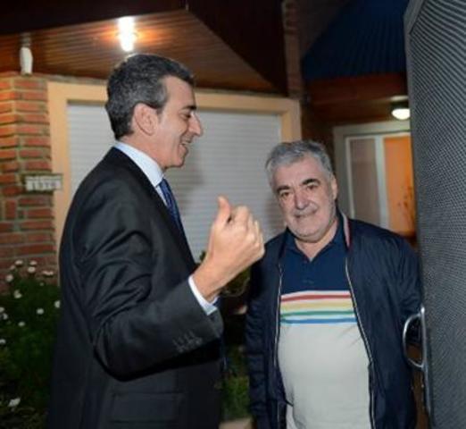 """""""Mi candidato en Chubut es Mario das Neves yo no especulo, ni juego a dos puntas"""""""