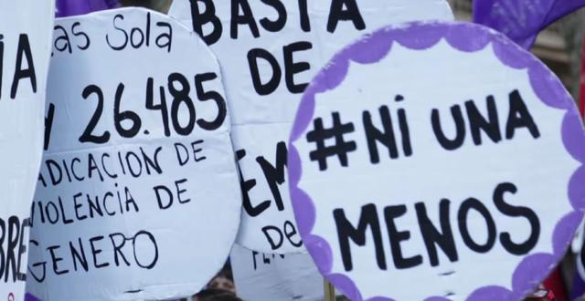 Spot #NiUnaMenos