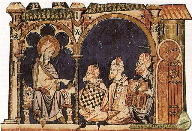 Campos linguisticos en los que el arabe influyo en la lengua española