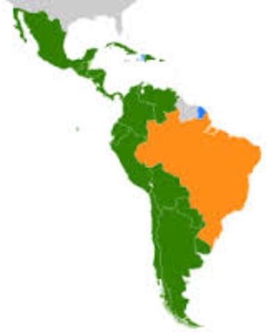 El español en America Latina .Siglo XIX